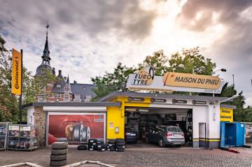 Contact  La Maison Du Pneu